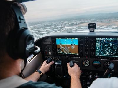 Aviation Eye Examinations
